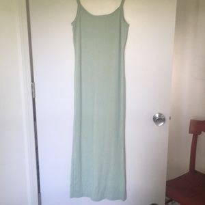 Dresses & Skirts - 🚨GWP*FREE@$35 mint green tank maxi dress👍🏼
